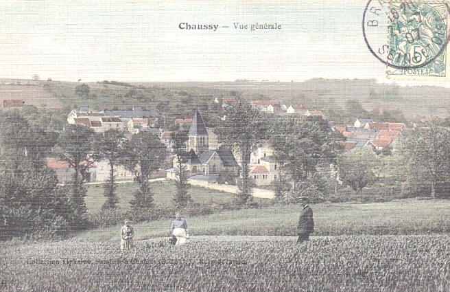CPA-Chaussy-01