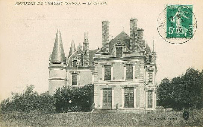 CPA-Chaussy-09