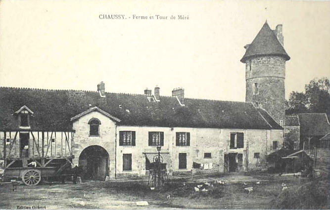 CPA-Chaussy-10