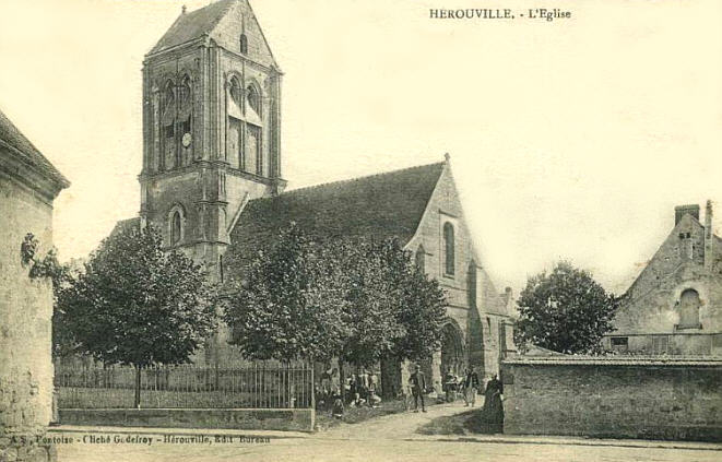 CPA-Herouville-09