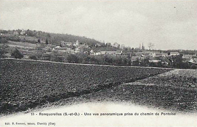 CPA-Ronquerolles-01