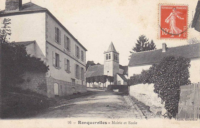 CPA-Ronquerolles-07